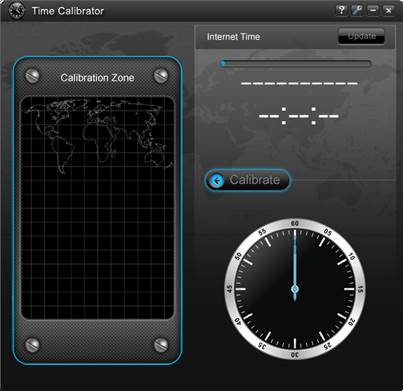 Time Calibrator App
